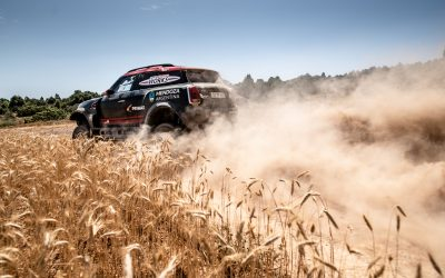 Baja Aragón: One-two-three win for the MINI JCW Rally – Sensational success for X-raid