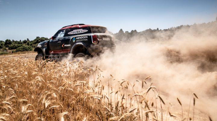 Baja Aragón: One-two-three win for the MINI JCW Rally – Sensational success for X-raid