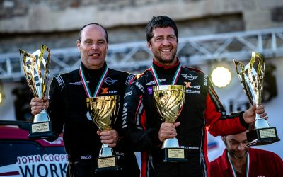 Successful season with exciting final and two World Cup titles for X-raid