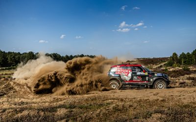 Baja Poland: One-two win for X-raid