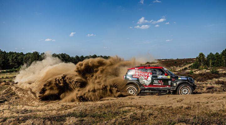 Baja Poland: One-two win for X-raid