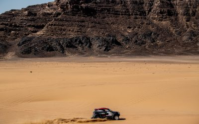 Jordan Baja: Another one-two victory for X-raid
