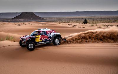 Dakar 2020: Sainz and Peterhansel in the X-raid MINI JCW Buggy