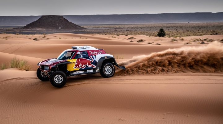 Dakar 2020: Sainz and Peterhansel in the X-raid MINI JCW Buggy