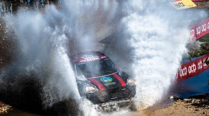 Baja Portalegre: Terranova und Graue gewinnen FIA Weltcup für Cross Country Bajas*