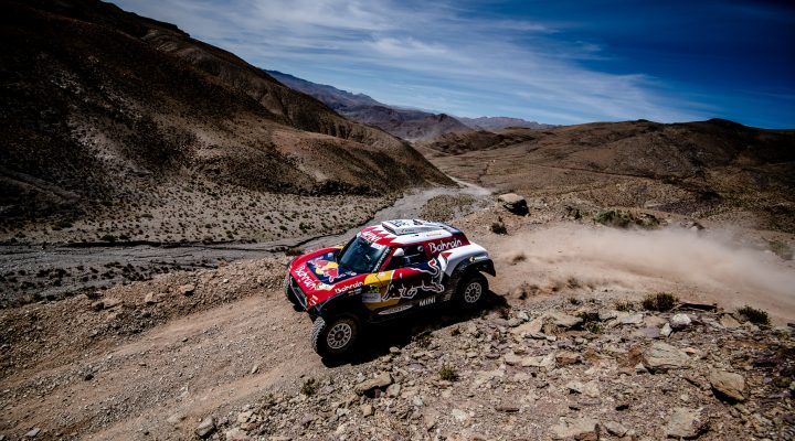 Riyadh Rally: X-raid lines up with two MINI JCW Buggy