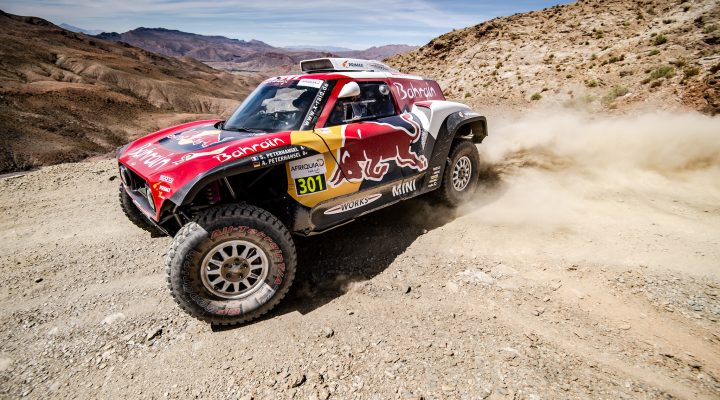 Rallye du Maroc: Peterhansel wins the FIA World Cup for Cross Country Rallies*