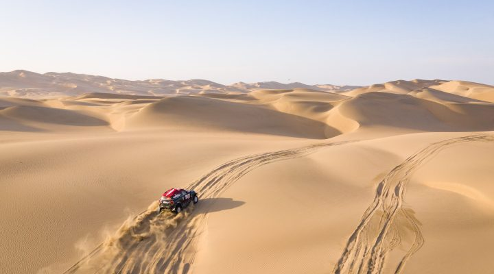 Dakar 2020: 7.500 km through Saudi Arabia