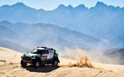 Dakar 2020 // SS1: MINI trio lead the way