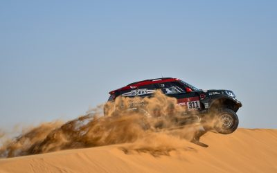 Dakar 2020 // SS8: Third place for Orlando Terranova