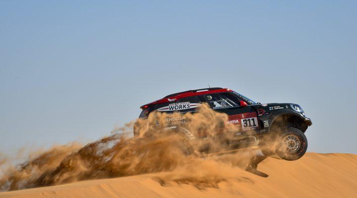 Dakar 2020 // SS8: Third place for Orlando Terranova