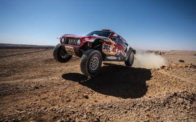 Dakar 2020 // SS9: Third stage win for Stéphane Peterhansel