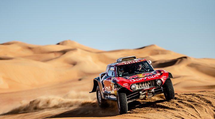Dakar 2020 // SS11: Fourth stage win for Peterhansel