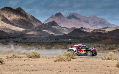 Dakar 2020 // SS4: Peterhansel claims another stage win for X-raid