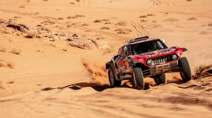 Dakar 2020 // SS3: Stage win for Carlos Sainz