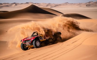 Dakar 2020 // SS7: Stage win number three for Carlos Sainz