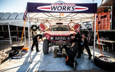 Dakar 2020 // Rest Day: Positive Mid-Race Review