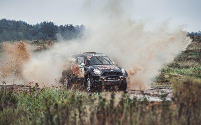 Baja Poland: Stéphane Peterhansel wins rain fight