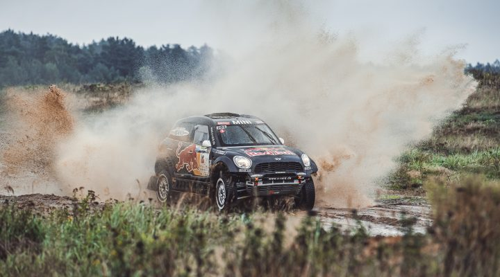 Baja Poland: Stéphane Peterhansel wins rain fight