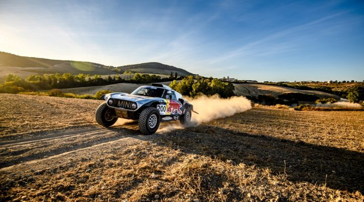 Andalucía Rally: Second place for Carlos Sainz