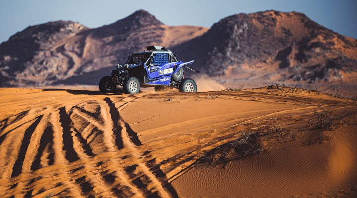 Dakar 2021: Preparations completed in Jeddah
