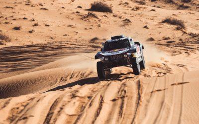 """Dakar 2021: X-raid at the """"ASO Top Pilots Press Conference"""""""
