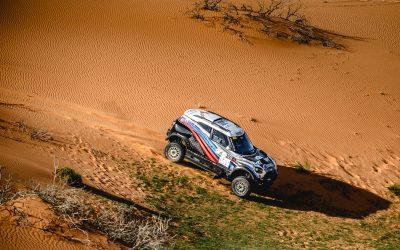 Hail Baja 2: Vasilyev wins the FIA World Cup