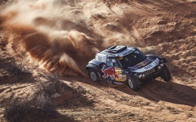 Hail Baja 1: Two podiums for the MINI JCW Buggy