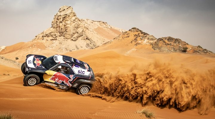 Dakar 2021: X-raid stellt den MINI JCW Buggy für die Rally Dakar 2021 vor