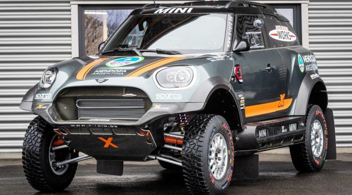 Dakar 2021: X-raid lines up with six MINI in Saudi Arabia