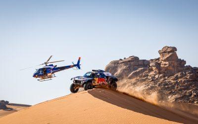 Dakar 2021 // SS2: Peterhansel takes overall lead
