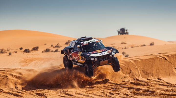 Dakar 2021 // Stage six: Stage win for Carlos Sainz