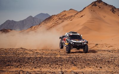 Dakar 2021 // Stage 11: Peterhansel takes overall lead into final day of the Dakar