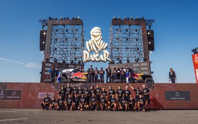 Dakar 2021: Peterhansel wins to claim title number six for X-raid