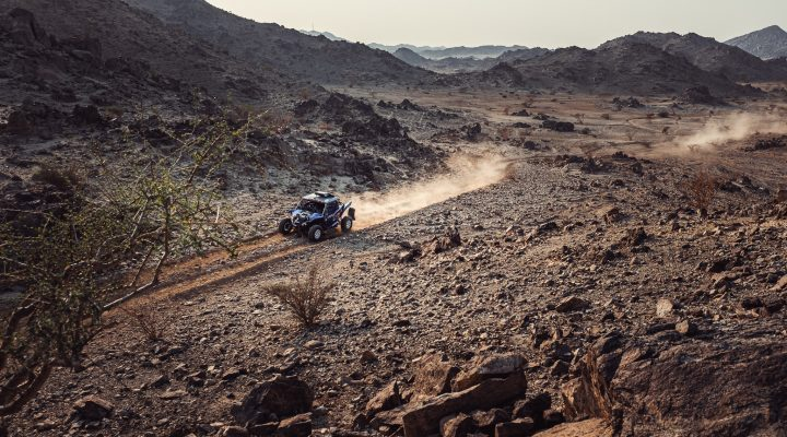Dakar 2021: First Dakar kilometres completed