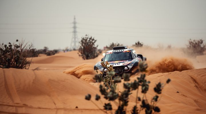 Dakar 2021 // SS5: Peterhansel extends overall lead