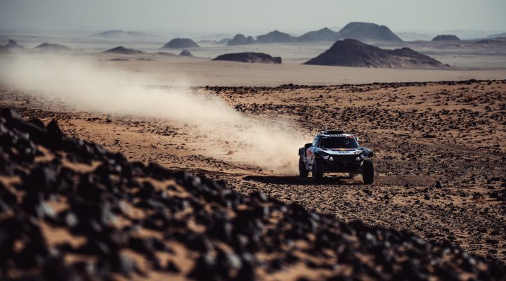Dakar 2021 // SS3: Peterhansel holds overall lead