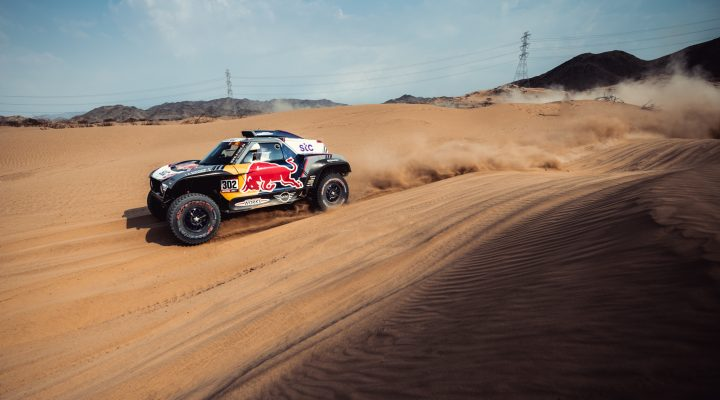 Dakar 2021: Preparations completed in Jeddah