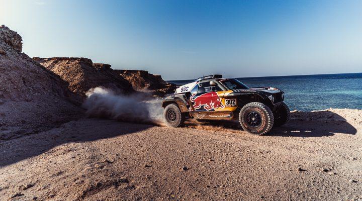 Dakar 2021 // 9. Etappe: Erster Tagessieg für Stéphane Peterhansel