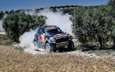 Andalucía Rally: Four X-raid vehicles in the top ten