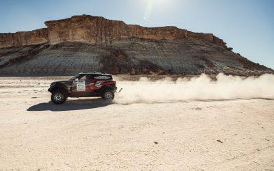 Rally Kazakhstan: Two X-raid rally cars on the podium