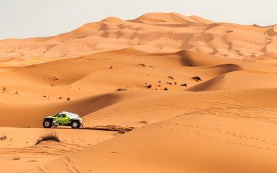 Rallye du Maroc: Two MINI in the top ten